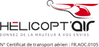 logo helicoptère