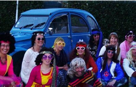 LA 2CV ATTITUDE -soiree_hippies