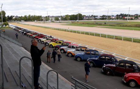 séminaire en Pays de Loire - Cholet - Vendée LA 2CV ATTITUDE