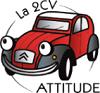 La 2CV Attitude Logo